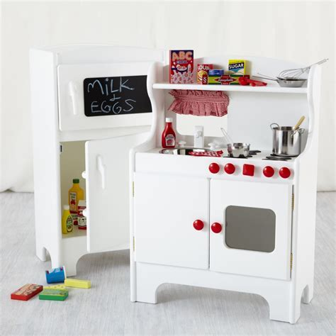 Play Kitchen Appliances | kids play kitchen play food the land of nod