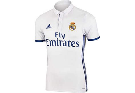 Jersey Go Real Madrid adidas authentic real madrid home jersey gt gt fast shipping