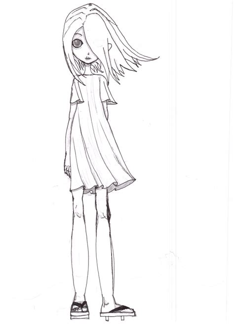 Drawing Of A Standing Up by Standing In Wind By Comedian On Deviantart