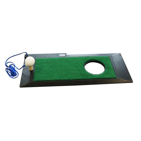 Golf Practice Mats Reviews by Pga Tour 3 In 1 Golf Practice Mat Sweatband
