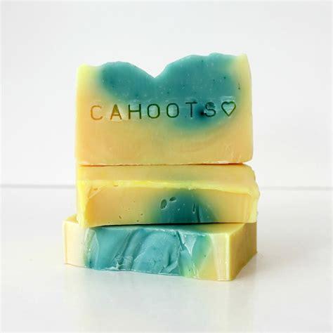 lemon cilantro soap on luulla