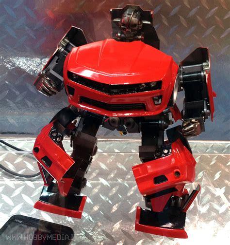 Rc Transformer transforming rc robot from takara tomy mightymega
