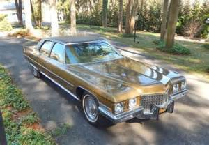 1971 Cadillac Fleetwood Brougham For Sale Find Used 1971 Cadillac Fleetwood Brougham In