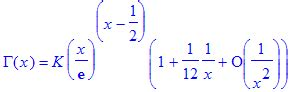 infinity factorial is the gamma function misdefined