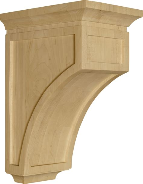 craftsman style brackets kitchen islands with corbels verona mission corbel