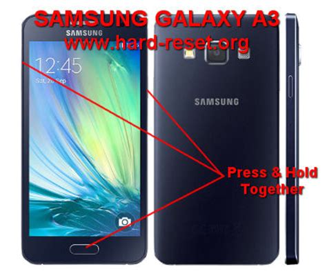 Reset Samsung A3 Button | electronics tricks and tips samsung galaxy a3 sm a300f