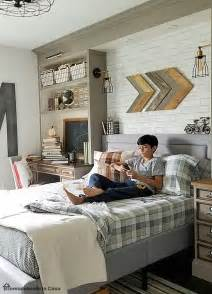 Industrial Bedroom Decor Ideas by Fall Home Tour Part 2 The Bedrooms