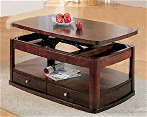 coffee table with drawers amazon amazon com modern lift top coffee table with