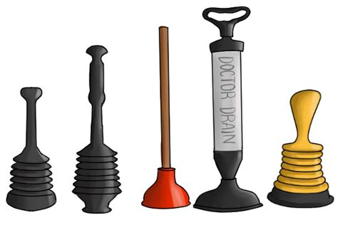 Plumbing Plunger by The Sink Plunger And Toilet Plunger The Difference Sal