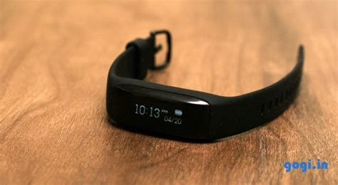 Lenovo Rate Band lenovo hw01 smart band review with dynamic rate monitor