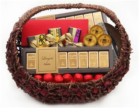 new year basket new year basket by patchi new year 2012