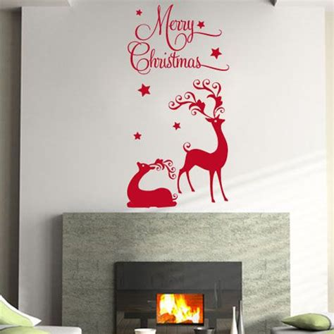 merry wall sticker merry wall decal holliday