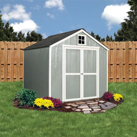 Heartland Shed by Belmont 8ft X 8ft Heartland Industries
