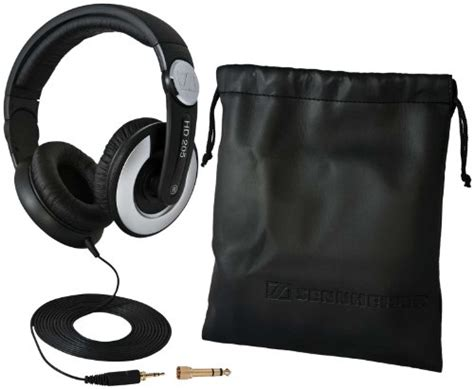 Headset Sennheiser Hd 205 sennheiser hd 205 dj headphone clickbd