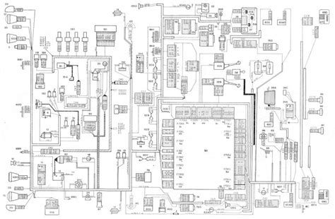peugeot 206 schematic wiring diagrams audio system