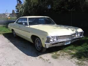 1967 chevrolet impala 4 door ht lhd 327 auto