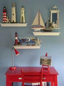 good Nautical Themed Kitchen Decor #1: 9-nautical-shelving-decor.jpg