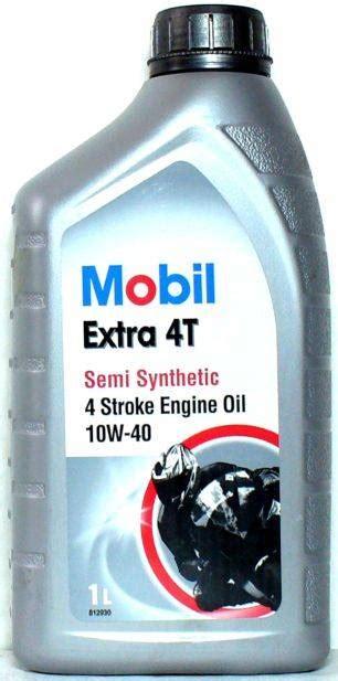 mobil extra     litre mobil motosiklet yaglari