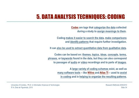 Exle Of Data Analysis In Research by Qualitative Research Methods