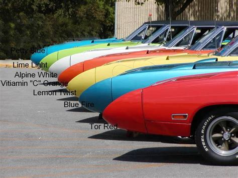 mopar color chart uber hip