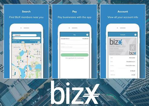 new app mobile bizx launches new mobile app barter news weekly