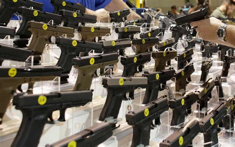 Background Check Gun Show What I Learned At An Orlando Gun Show The Nation