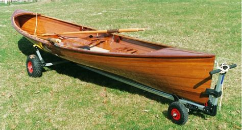 wooden skiff boat for sale wooden rowing skiff for sale port carling boats