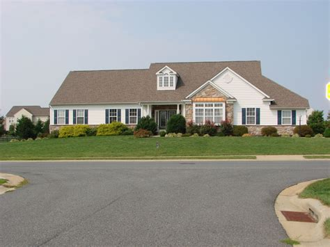 beautiful middletown delaware ranch home for sale back creek