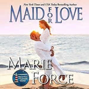 maid for love the mccarthys of gansett island book 1