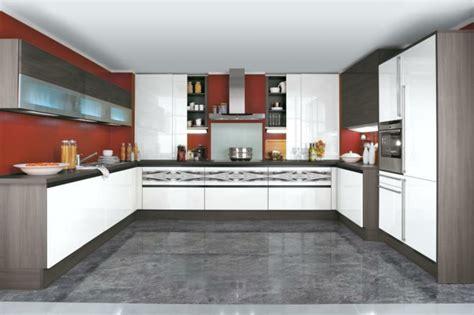 farbige küchenfronten schlafzimmer wandfarbe ideen