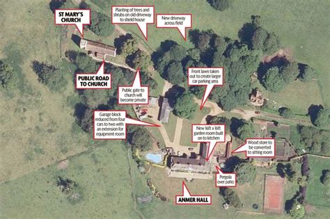 anmer hall in norfolk kate middleton and prince william mansion anmer hall on
