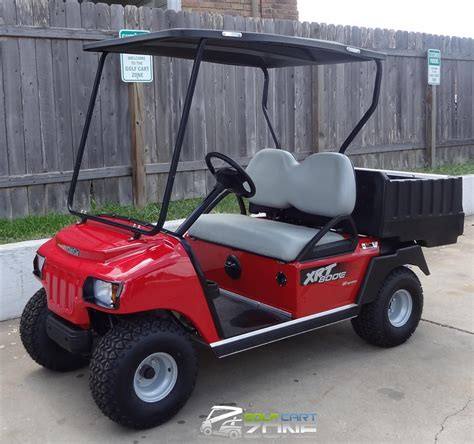 club car 2015 club car xrt 800 golf cart zone austin texas