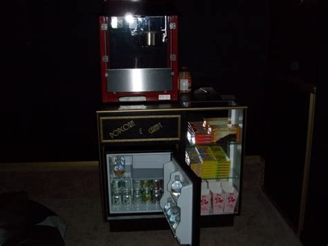 home theater concession stand diy concessioncandy stand