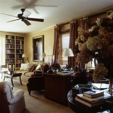 Living Room Office Combination by Pin By Bolles On Bunny Williams The Absolute