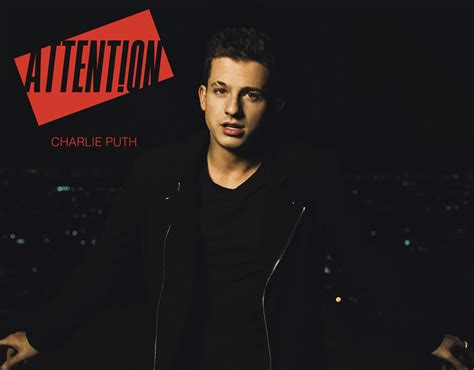 charlie puth attention album five reasons why charlie puth has our attention on his