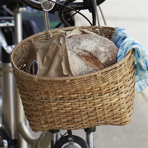 wicker home decor home decor wicker bicycle basket