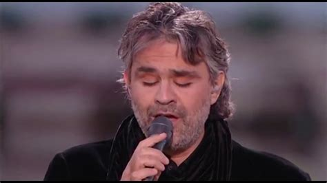 besame andrea bocelli andrea bocelli quot besame mucho quot youtube