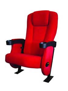 Theater Chair by Cinema Seat Icon Images