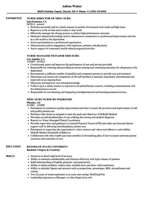 nurse resume skills hitecauto us