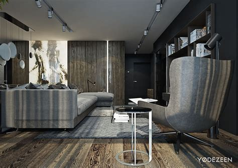 grey interior dark gray interior interior design ideas