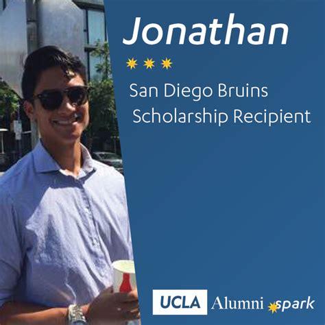Ucla Alumni Scholarship Letter Of Recommendation Ucla San Diego Alumni Scholarship Caign