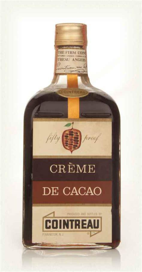 Contreu 2 Top Cointreau Cr 232 Me De Cacao 1960s Liqueurs Master Of Malt