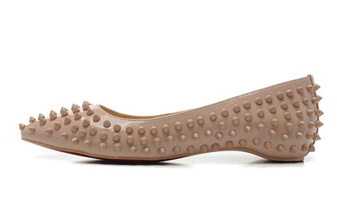 St Yves Flat Shoes 2 christian louboutin pigalle spikes flats louis vuitton