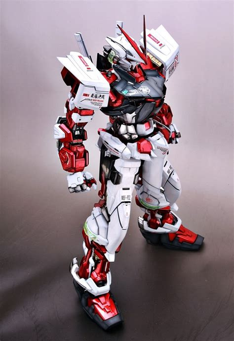 Pg Nillson Works Astray Frame Bukan Bandai pg 1 60 astray gundam frame commission work modeled by livese1 photoreview no 50