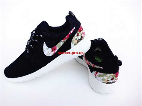 nike roshe run shoes cheap cheap nike roshe run womens running shoes black floral