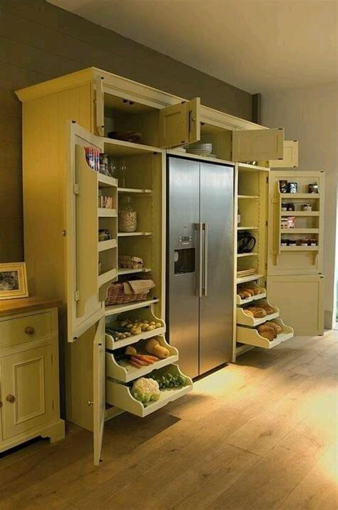 space saving kitchen cabinets cabinets space saving organizing pinterest