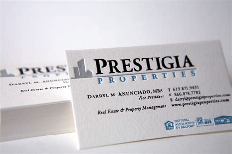 What Are The Properties For Buisness Card Templates by 30 Best Exles Of Real Estate Business Card Designs