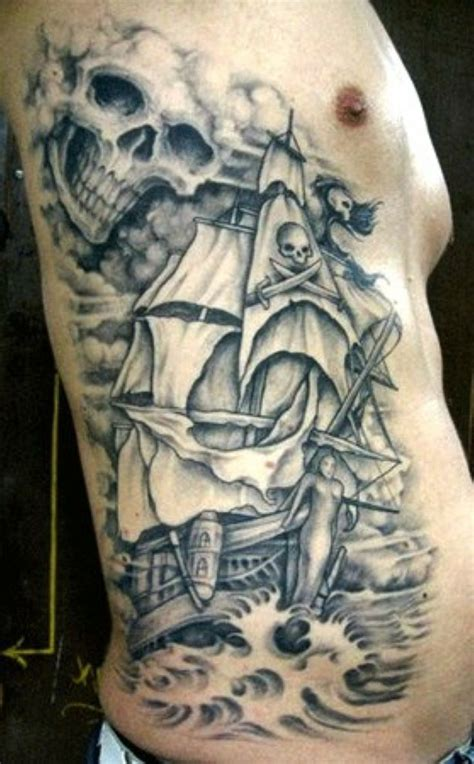 ship tattoo meaning ship meaning