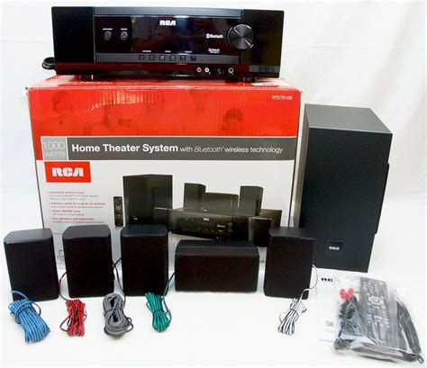 rca rtbe  bluetooth home theater sound system