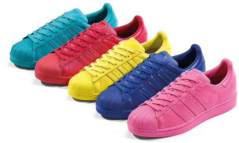 super colorful adidas supercolor very blog